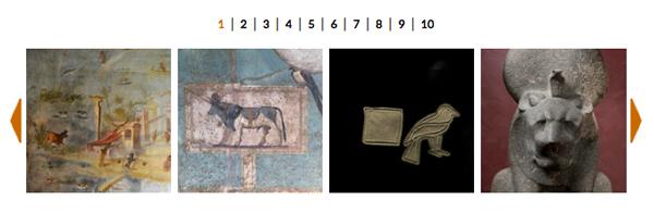 Egitto Pompei Immagini