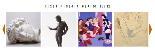 FOTO – Vedo Nudo. Arte tra seduzione e censura