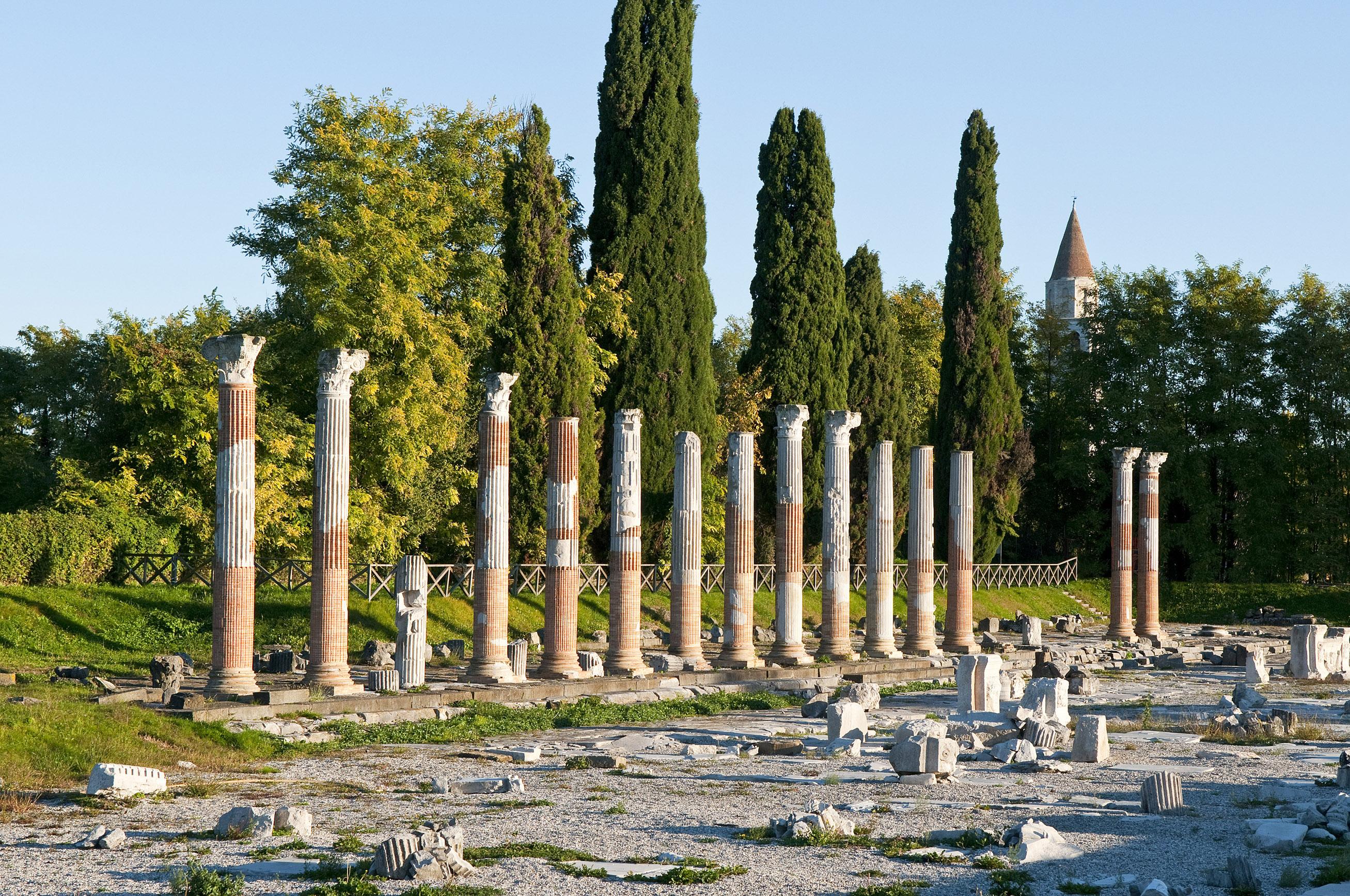 Il Foro di Aquileia