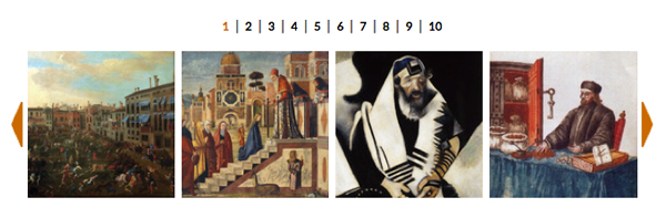 Venezia, gli ebrei e l'Europa