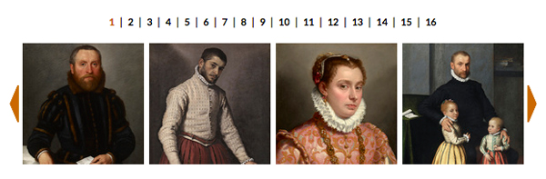 FOTO: Moroni: The Riches of Renaissance Portraiture