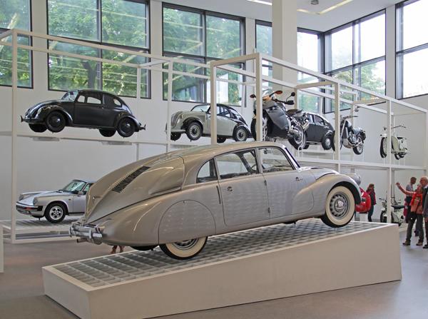 Il Museo del Design di Monaco | Foto di Werner Boehm