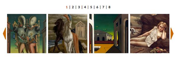 FOTO – Giorgio de Chirico. Il volto della Metafisica