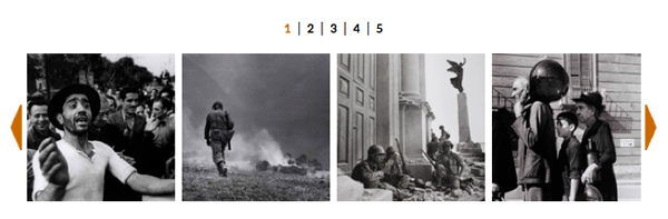 Robert Capa in Italia 1943-1944 Immagini