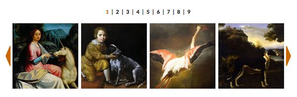 FOTO: Gli animali nell'arte dal Rinascimento a Ceruti
