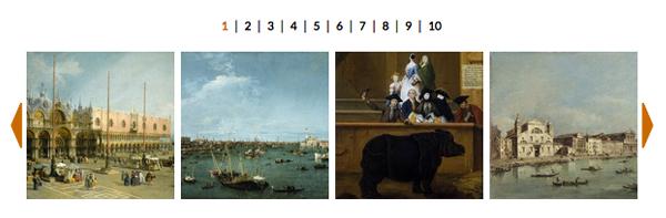 FOTO: Canaletto & Venezia