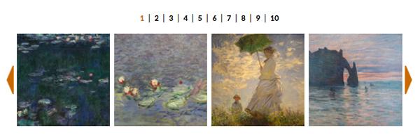 FOTO: Monet: Le Ninfee e altri capolavori