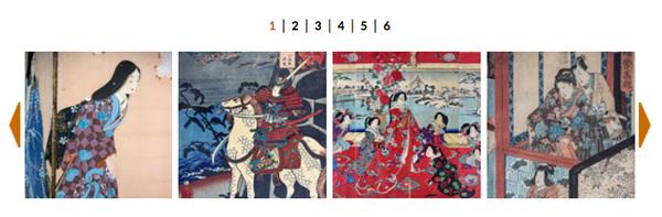 FOTO - Mirabilia dall'Estremo Oriente: Storie di geisha e samurai