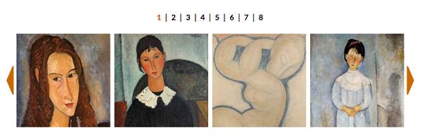 FOTO – Modigliani e l'avventura di Montparnasse