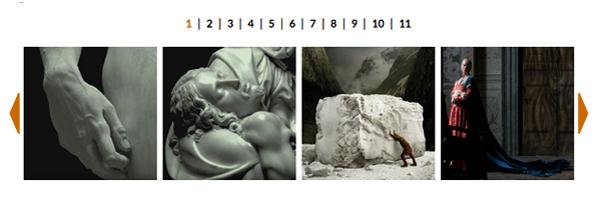 FOTO – Il Peccato. Il Furore di Michelangelo