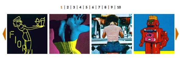 FOTO – Fiorucci Stickers napoletano