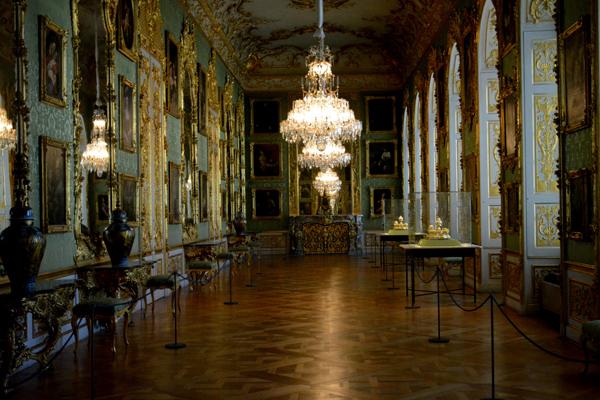 La Galleria Verde, Residenz, Monaco di Baviera. Foto: Giorgia Bombino © ARTE.it 2017
