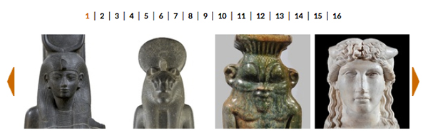 La galleria immagini della mostra al Museo Egizio di Torino