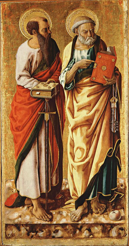 San Pietro e Paolo dans immagini sacre 336-pietro_e_paolo