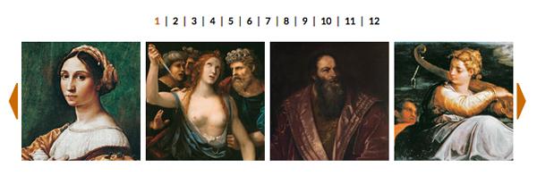 FOTO – Pietro Aretino e l'arte del Rinascimento