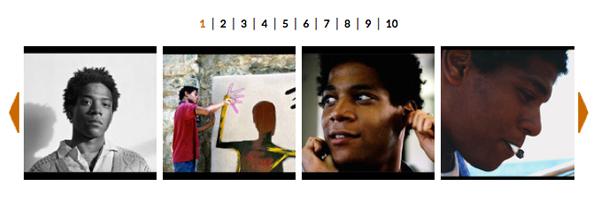 Basquiat x Lee Jaffe