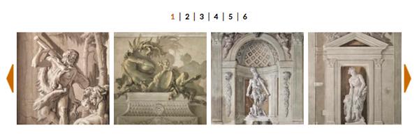 FOTO: Gli affreschi ritrovati di Giandomenico Tiepolo