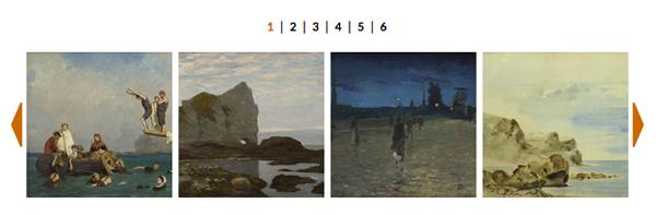 FOTO - Monet e gli impressionisti in Normandia