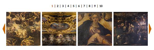 FOTO: Il fuoco eterno di Tintoretto