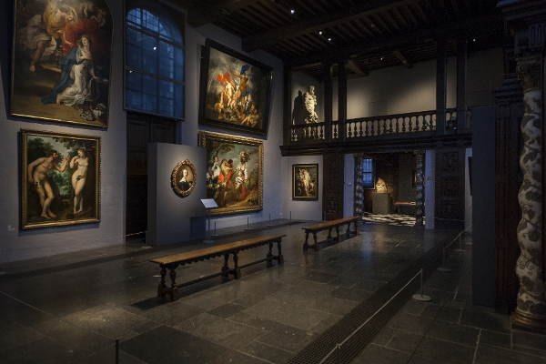 A passeggio per Anversa, tra musei, curiosità e atmosfere barocche Artes & contextos 76589 CASA di RUBENS