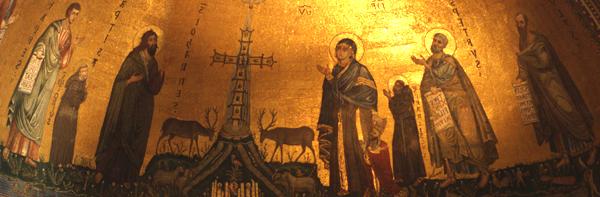 I mosaici di San Giovanni in Laterano