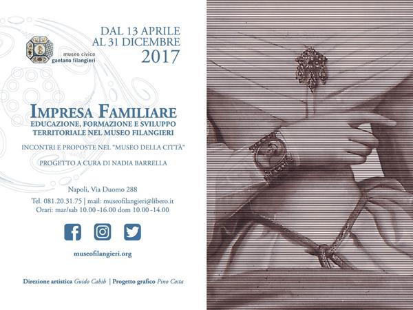 Impresa Familiare. Educazione, formazione e sviluppo territoriale nel Museo Filangieri