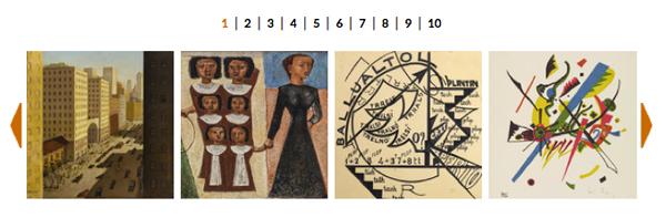 La galleria immagini della mostra alla Fondazione Stelline