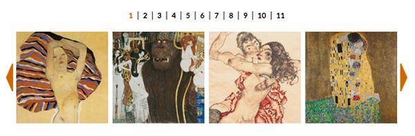FOTO: Klimt & Schiele. Eros e Psiche - Erotismo nell'arte viennese del primo '900