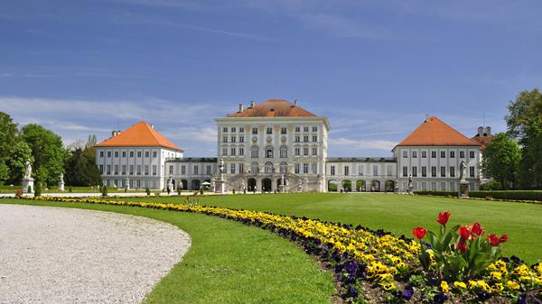 Il Castello di Numphenburg | Foto: Joerg Lutz