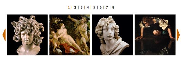 FOTO – Caravaggio – Bernini. Il Barocco a Roma