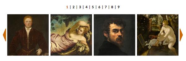 FOTO: Tintoretto 500