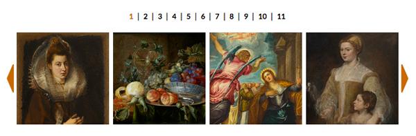 FOTO – Da Tiziano a Rubens. Capolavori da Anversa e da altre collezioni fiamminghe