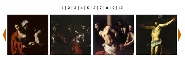 FOTO – Caravaggio e l'incantesimo napoletano