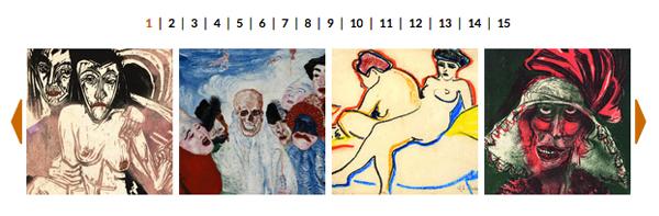 FOTO: Hitler contro Picasso e gli altri. L'ossessione dei nazisti per l'arte
