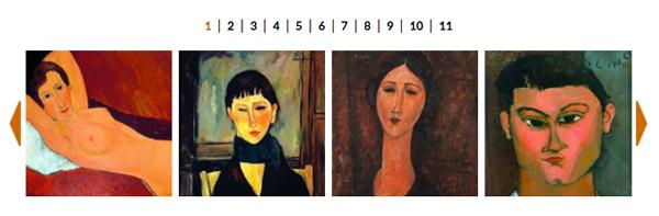 FOTO: Modigliani