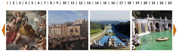 La galleria immagini della Reggia di Caserta e del suo Parco