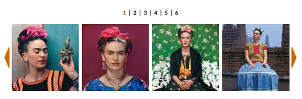 FOTO – I colori di Frida