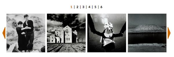 FOTO: Suggestioni d'Italia. Dal Neorealismo al Duemila. Lo sguardo di 14 fotografi