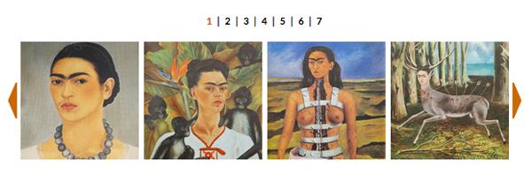 FOTO – Frida Kahlo. Il caos dentro