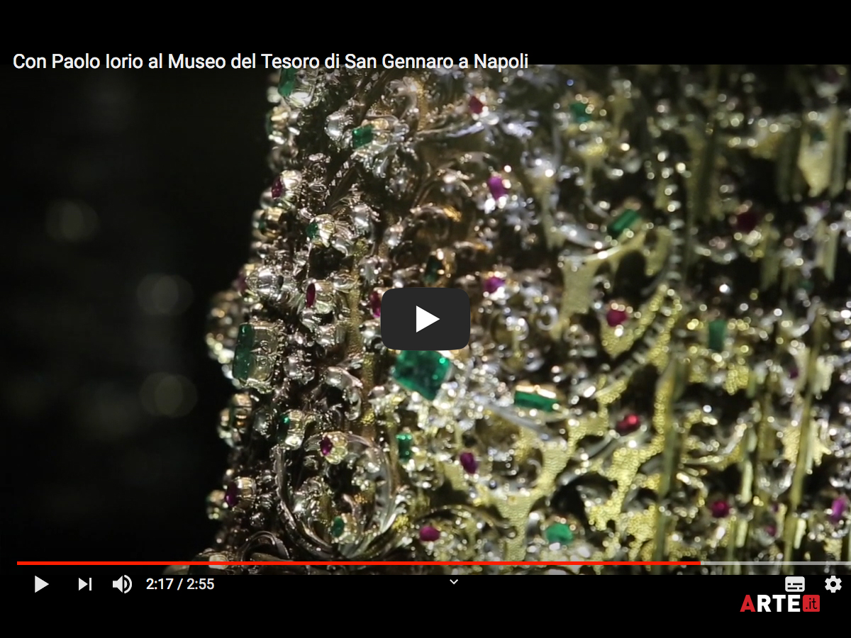 VIDEO - Museo Tesoro San Gennaro
