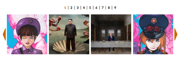 FOTO: Pyongyang Rhapsody – The Summit of Love