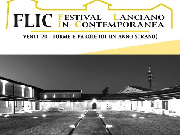 FLIC venti '20 - Forme e parole (di un anno strano) - Mostra - Lanciano - Polo Museale Santo Spirito - Arte.it
