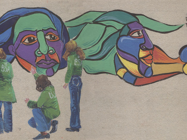 Darinka Pop-Mitic, For unity and solidarity of the Yugoslav people with people of Latin America/ 2012